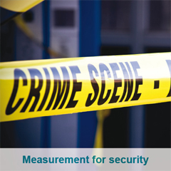 Measurement for security